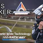 Chris Hacker to make NASCAR Camping World Truck Series debut at Gateway