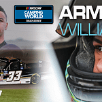 Armani Williams, NASCAR's first driver on the autism spectrum, to make Camping World Truck debut at Gateway