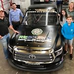 Reaume Brothers Racing Partners with Resource Material Handling And Recycling